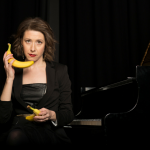 Perk Up Pianist at UNO Fest 2018. Interview with Sarah Hagen.