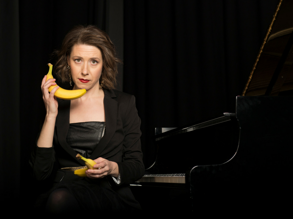 Perk Up Pianist Sarah Hagen