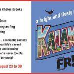 Kalamazoo by Bema Productions at the Victoria Fringe 2018. An interview.