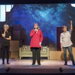 Mom's the Word 3: Nest 1/2 Empty at the Belfry Theatre. A review.