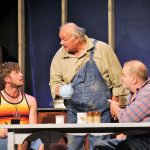 The Drawer Boy at Blue Bridge Repertory Theatre July 3-15. 2018. A review.