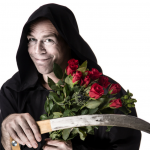 Death a Romantic Comedy at the Victoria Fringe 2018. An interview.