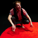 How to Become Human in 5 Years at the Victoria Fringe 2018. An interview.
