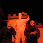 Gormenghast – William Head on Stage