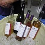 Dimali Lavender Farms wine