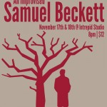 An Improvised Samuel Becket by Paper Street Theatre