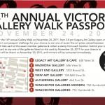 14th Annual Gallery Walk – Victoria BC