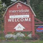 A Weekend At Merridale Cider – Field to Table Dinner