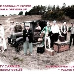 Opening Night: Sin City A Live Improvised Soap Opera – Season TWO: Carnies