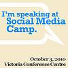 Community Engagement – Talk at #smcv10 Social Media Camp, Victoria BC October 3 2010
