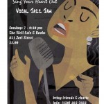Sing Your Heart Out Vocal Jam Sunday February 12 2012
