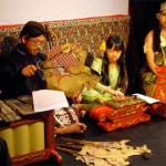 Traditional Indonesian Puppetry Workshop at Merlin's Sun Home Theatre