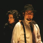 An Improvised Film Noir, March 30 & 31st, Victoria BC