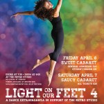 Light on Our Feet 4 – Annual Dance Extravaganza in Support of the Metro Studio