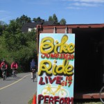 Theatre Skam's Bike Ride 2012