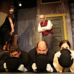 Kafka the Musical by Murray Gold at Theatre Inconnu. A review.