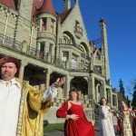 Shakespeare in Love: Love Scenes from Shakespeare at Craigdarroch Castle