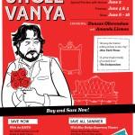 Blue Bridge Repertory Theatre presents the Chekhov classic Uncle Vanya June 4 – 16, 2013