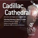 Chor Leoni presents Cadillac Cathedral Feb 1 in Victoria, Feb 2 in Nanaimo