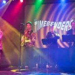 The Timebenders at the Oak Bay Beach Hotel. A review.