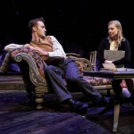 The Glass Menagerie by Blue Bridge Theatre at the Roxy (Feb 11-23, 2014). A review.