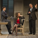 Proud at the Belfry Theatre February 11-March 9, 2014. A review.