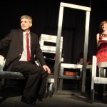 What Happened Was…by Theatre Inconnu Feb 18-Mar 8 2014. A review.