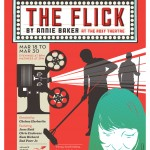 The Flick at Blue Bridge Repertory Theatre. An interview with director Chelsea Haberlin.