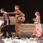 Unity 1918 at UVic's Phoenix Theatre March 11-22, 2014. A review.
