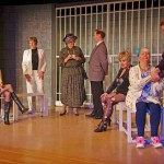Welfarewell by St Luke's Players, March 12-23, 2014. A review.