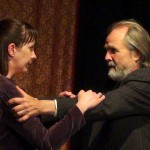 Antigone by Jean Anouilh at Theatre Inconnu May 8-24 2014. A review.