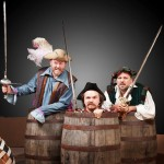 Rosencrantz and Guildenstern Are Dead. Langham Court Theatre June 11-28, 2014-a review.