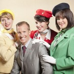 Boeing Boeing at Langham Court Theatre July 23-August 2, 2014. A review.