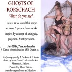 Ghosts of Rorschach -dance and photo event-July 26 2014