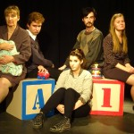 Baby With The Bathwater at Theatre Inconnu October 2-18, 2014. A review.