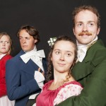Pride and Prejudice at Langham Court Theatre October 1-18 2014. A review.