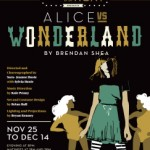 Alice vs Wonderland at Blue Bridge Theatre. Interview with director Sara-Jeanne Hosie.