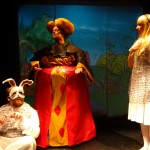 Alice the Musical at Theatre Inconnu November 30-December 20, 2014. A review.