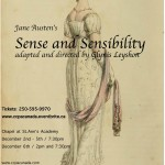 Sense and Sensibility by Company C at St Ann's Academy. A review.