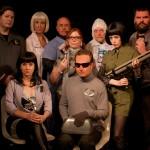 Sin City Season Five: Space, the funniest frontier