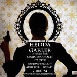 Hedda Gabler by Working Class Theatre at Craigdarroch Castle. A review.