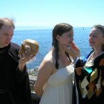 Victoria's Shakespeare by the Sea presents Hamlet and The Tempest at Clover Point Park July 2-August 2 2015