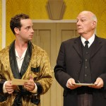 Jeeves Intervenes at the Chemainus Theatre Festival September 11-October 3, 2015. A review.
