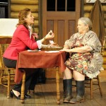 Grace & Glorie at the Chemainus Theatre Festival October 16-November 7, 2015. A review.
