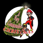 A Very Commedia Christmas by Lightning Theatre December 2015 in Victoria BC. A review.