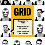 Grid A One-Man Grindr Play December 8 & 9, 2015. Interview with Jenson Kerr.