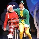 Elf the Musical at the Chemainus Theatre Festival. A review.