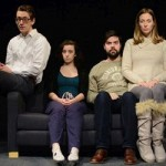 Bad Jews by Joshua Harmon at Theatre Inconnu February 16-March 5, 2016. A review.
