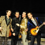 Million Dollar Quartet at the Chemainus Theatre Festival February 12-March 26, 2016. A review.