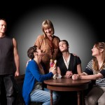 Escape from Happiness at Langham Court Theatre April 21-May 7, 2016. A review.